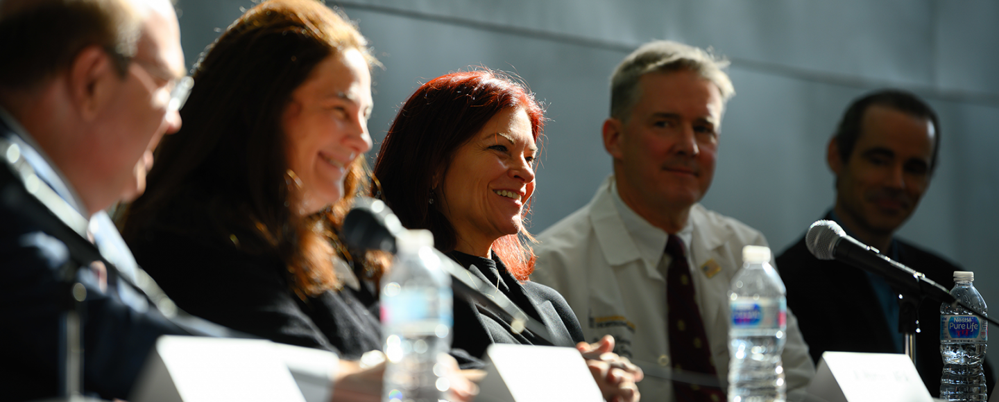 Rosanne Cash Residency Panel Discussion