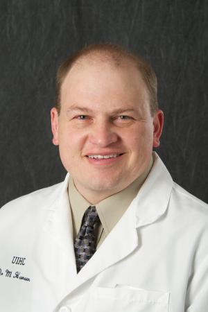 Marlan Hansen, MD, FACS