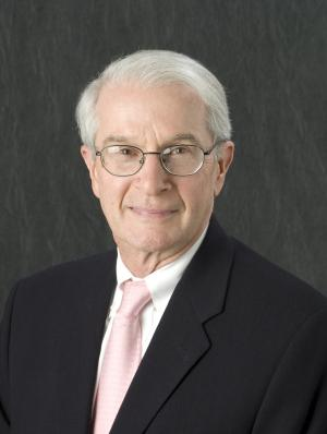 Donald D. Heistad, MD, professor of internal medicine, neuroscience, and pharmacology
