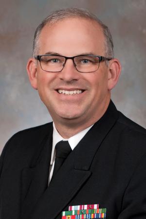 Jeffrey D. Quinlan, portrait