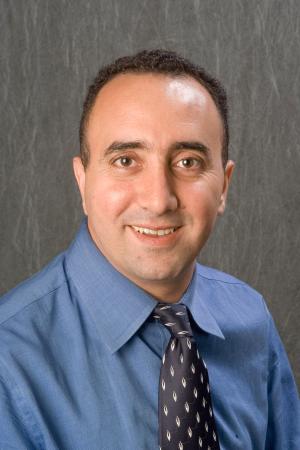 Kamal Rahmouni, portrait
